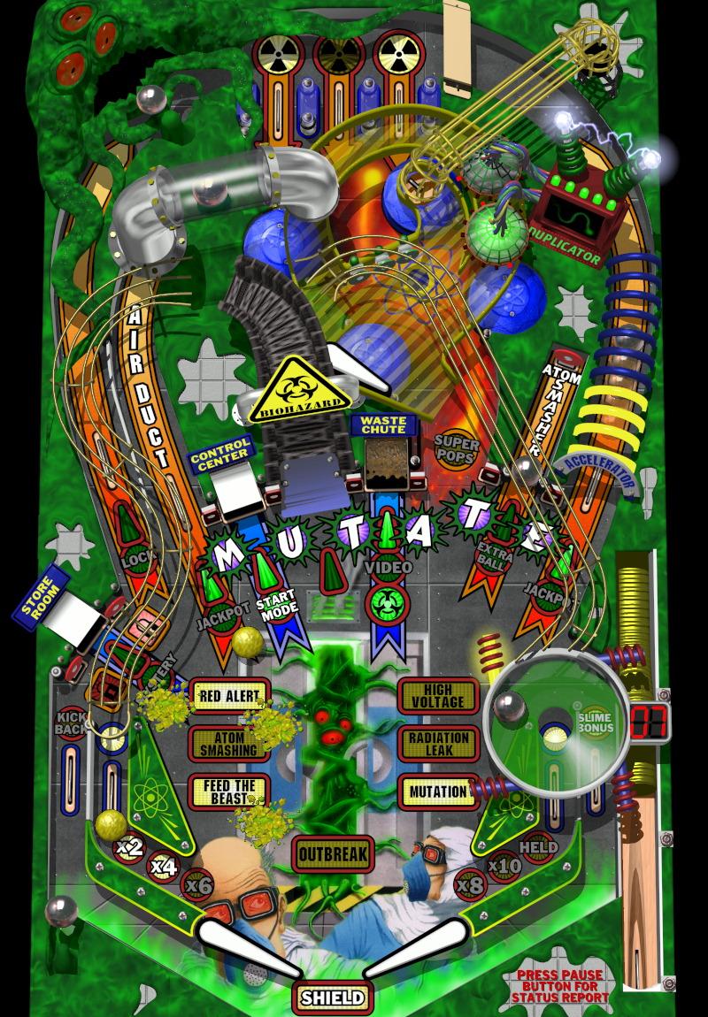 pinball 3d online