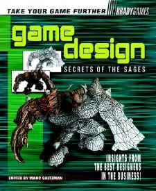 D Realms News Game Design Secrets Of The Sages - Game design books