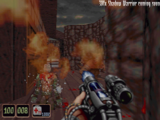 3D Realms Site: Shadow Warrior